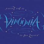 virginia ambigram